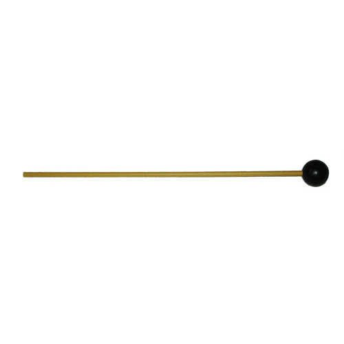 Glockenspiel Mallet / Beater Black Plastic 280mm Long Hard