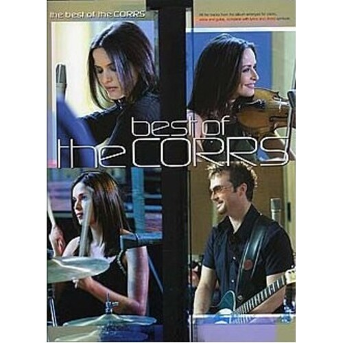 The Best Of The Corrs PVG (Softcover Book)