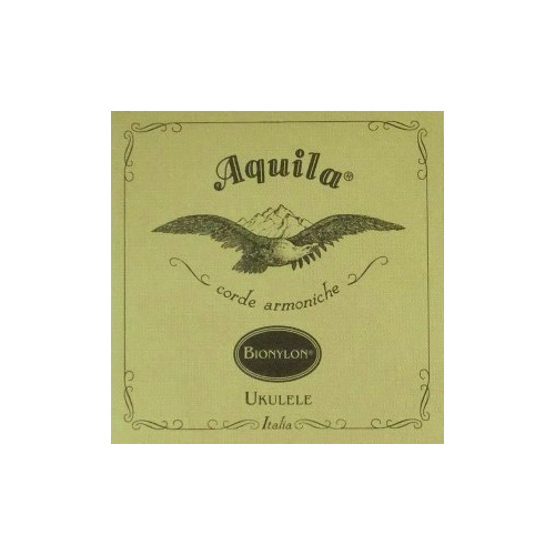 Aquila Bionylon Regular Concert Ukulele String Set