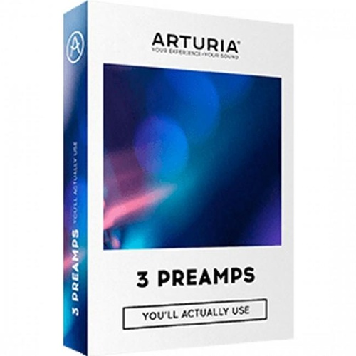ARTURIA Preamp Software Bundle