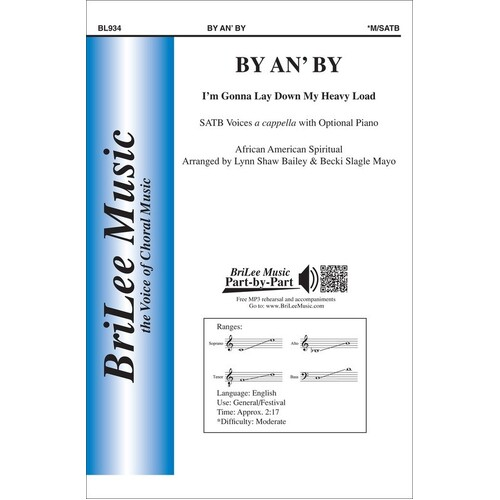 By An By SATB A Cappella (Octavo)