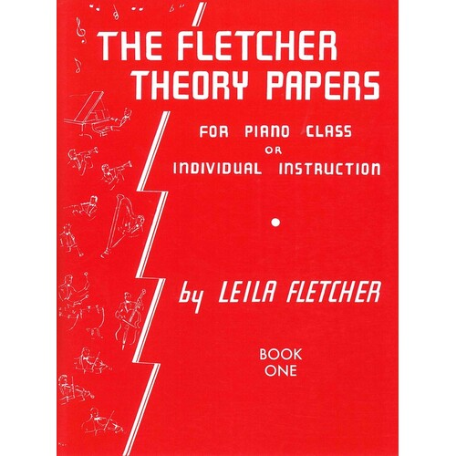 Fletcher Theory Papers Book 1 (Red Book) (Softcover Book)