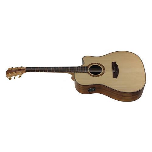 Cole Clark Tailsman 2 All Solid Acoustic Guitar