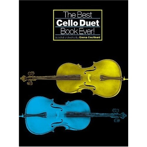 Best Cello Duet Book Ever (Softcover Book)
