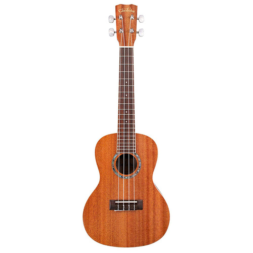 Cordoba 15CM Concert Ukulele with Mahogany Body and Aquila Strings