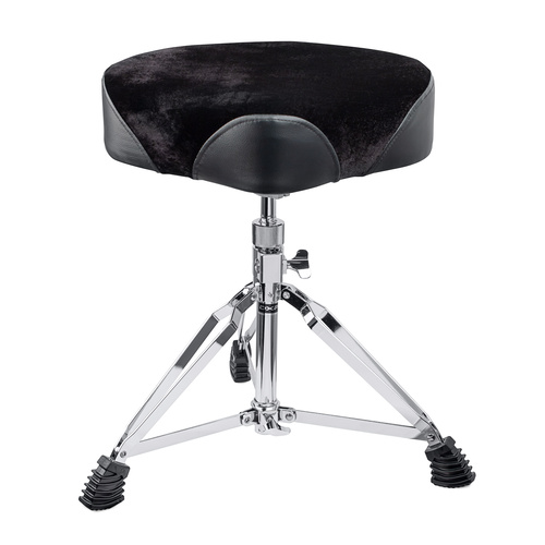 Deluxe drum throne