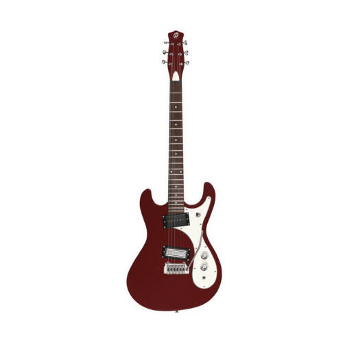 Danelectro '64XT Electric Guitar Blood Red