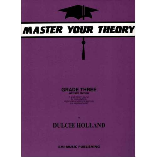 Master Your Theory Gr 3 Myt Purple (Softcover Book)
