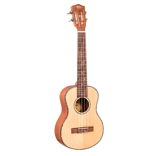 1880 Ukulele Co. 200 Series Tenor Ukulele (Natural)
