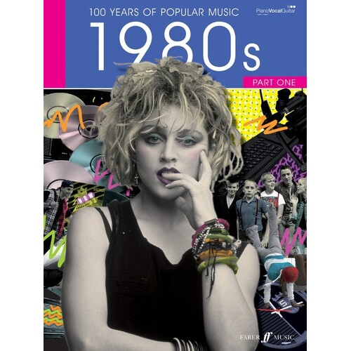 100 Years Of Popular Music 80S Vol 1 PVG (Softcover Book)