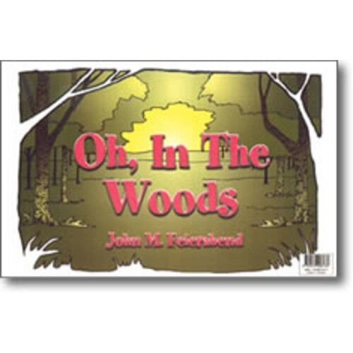 Oh In The Woods Flashcards Picture Book Book