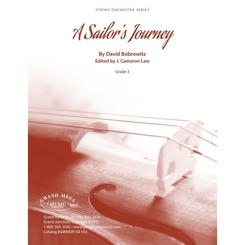 A Sailors Journey So3 Score/Parts Book