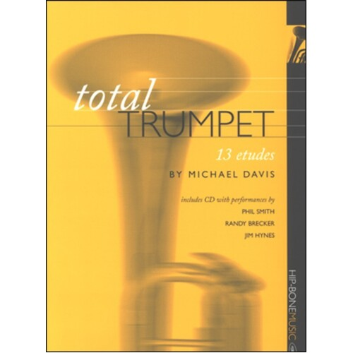 Total Trumpet Book/CD (Softcover Book/CD)