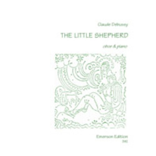 Debussy - The Little Shepherd Oboe/Piano (Softcover Book)