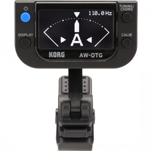 KORG OLED Clip On Tuner Guitar