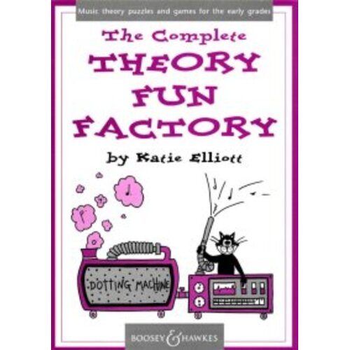 Complete Theory Fun Factory (Softcover Book)