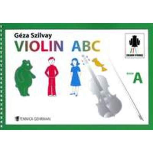 Violin Abc Colourstrings Book A (2005 Edition) (Softcover Book)