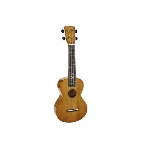 Mahalo - Hano Series Concert Ukulele with Aquila Strings Natural Finish