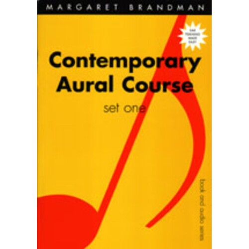 Contemporary Aural Course Set 1 Book Only