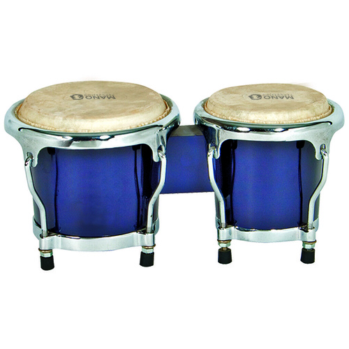 Percussion Bongos Junior Tunable Teal