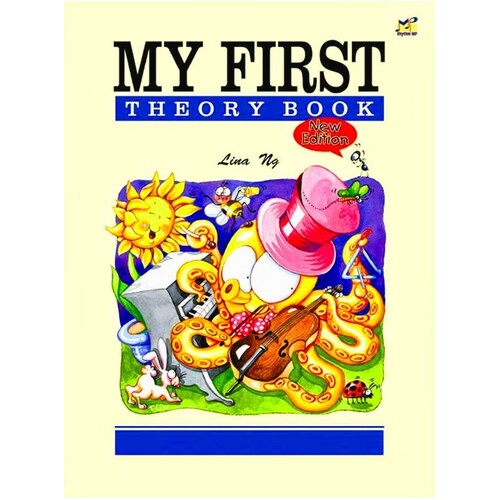 My First Theory Book (Softcover Book)