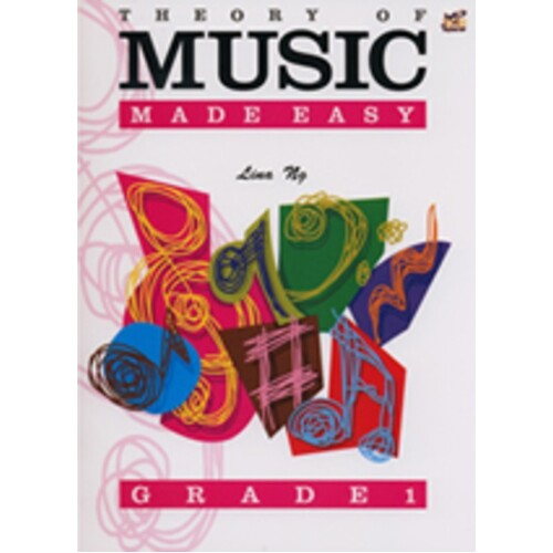 Theory Of Music Made Easy Gr 1 (Softcover Book)