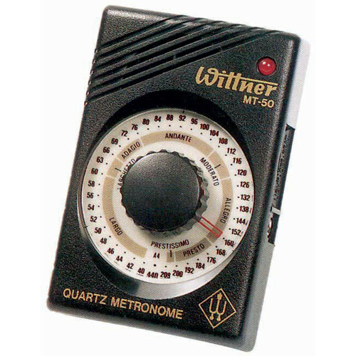 WITTNER - Quartz Digital Metronome, Electronic, Earphone Included