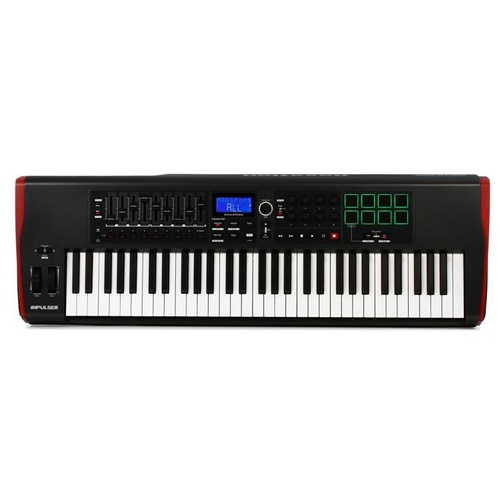 Novation Impluse 61 Note Controller Keyboard