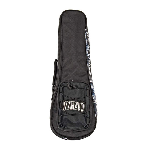 Mahalo UB1 Series Concert Gig Bag (Black)