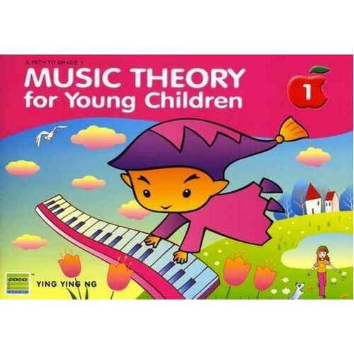 Music Theory For Young Children Level 1 2nd Edition (Softcover Book)