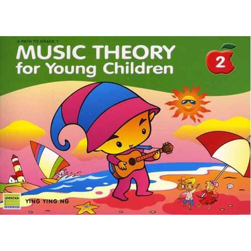 Music Theory For Young Children Level 2 2nd Edition (Softcover Book)