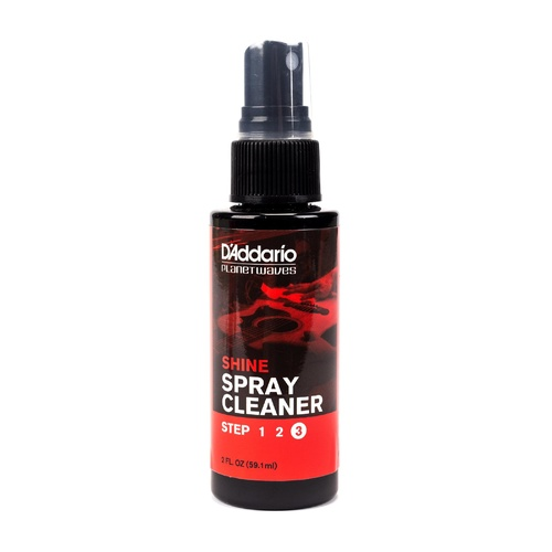 Shine - Instant Spray Cleaner 1oz., by D'Addario