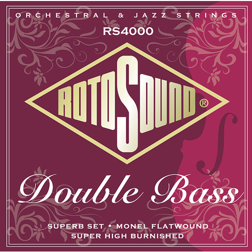 Rotosound RS4000M Double Bass Superb String Set
