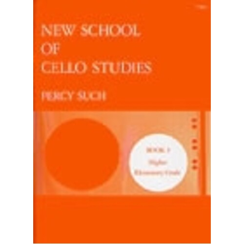 Such - New School Of Cello Studies Book 3 (Softcover Book)