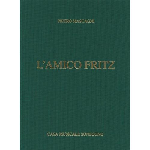 L'Amco Fritz Vocal Score (Hardcover Book)