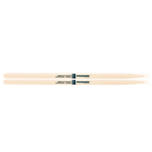 "ProMark Hickory 5A ""The Natural"" Nylon Tip drumstick"