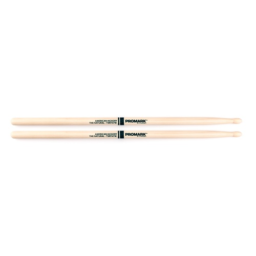 "ProMark Hickory 747 ""The Natural"" Wood Tip drumstick"