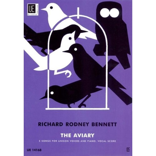 Aviary (Softcover Book)