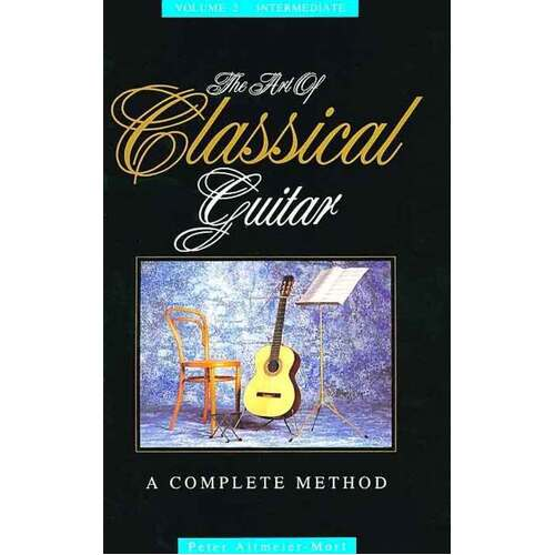 Art Of Classical Guitar Book 1 Elementary (Softcover Book)