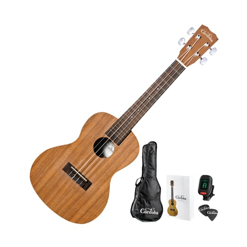 Cordoba UP-100 Concert Ukulele Pack