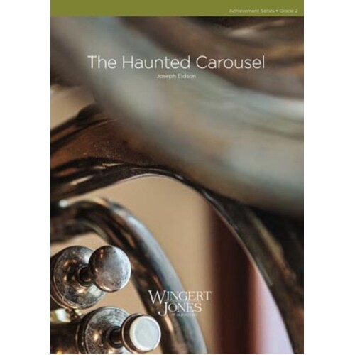 Haunted Carousel Concert Band 2 Score/Parts